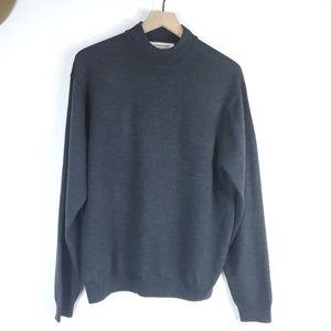 Merino Wool Sweater Men's medium